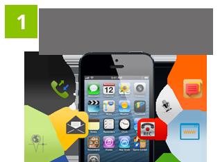 Spy Tracker iPhone Video